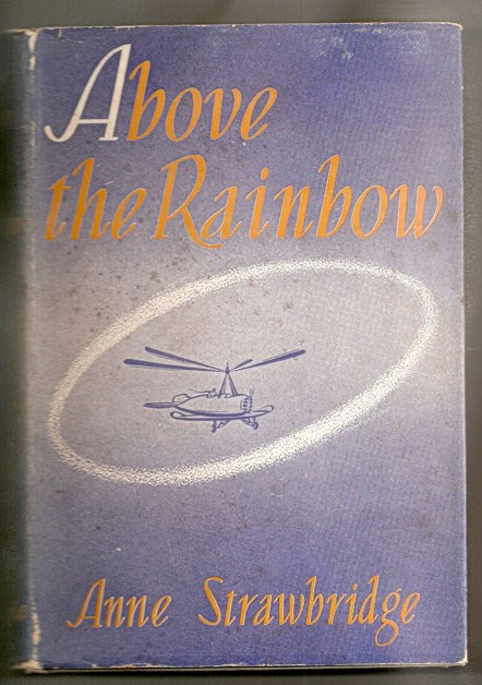 photo of book cover Above the Rainbow